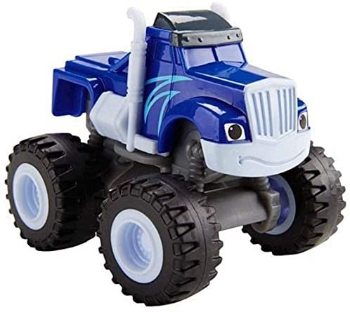 Carro Crusher - Blaze and The Monster Machines Fisher-Price DKV84
