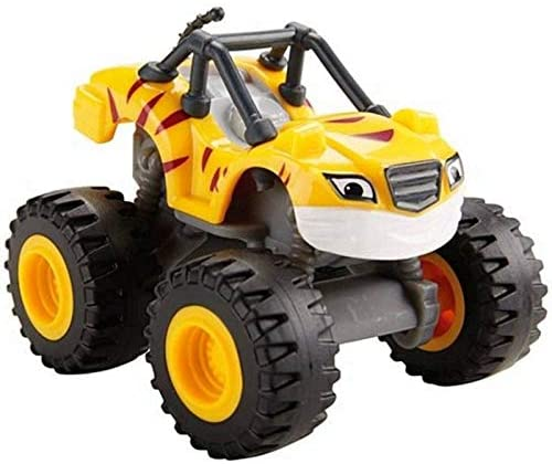 Carro Stripes - Blaze and The Monster Machines Fisher-Price DKV87
