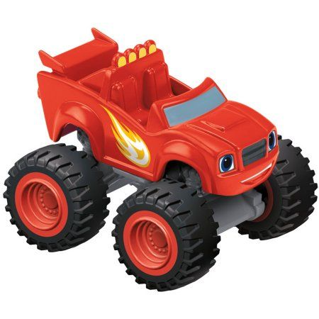 Carro Blaze - Blaze and The Monster Machines Fisher-Price DKV83