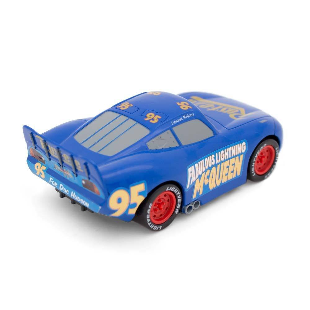 Carros Brinquedo - Fabuloso McQueen - 13 cm - Toyng Disney