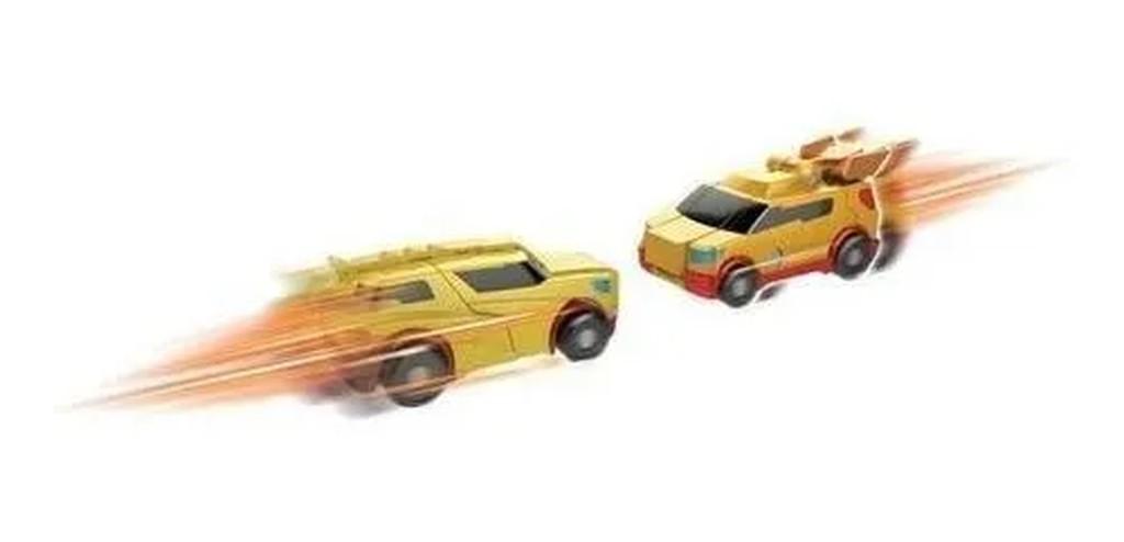 Superkar W Tiger - Carro Transformação Brinquedos Chocolate