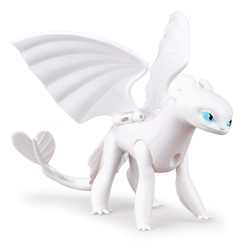 Como Treinar Seu Dragão 3 - Figura Fúria da Luz -  Original