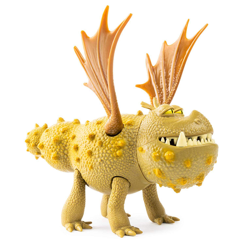 Como Treinar Seu Dragão 3 - Figura Meatlug - Sunny Original  - Japa Colecionáveis