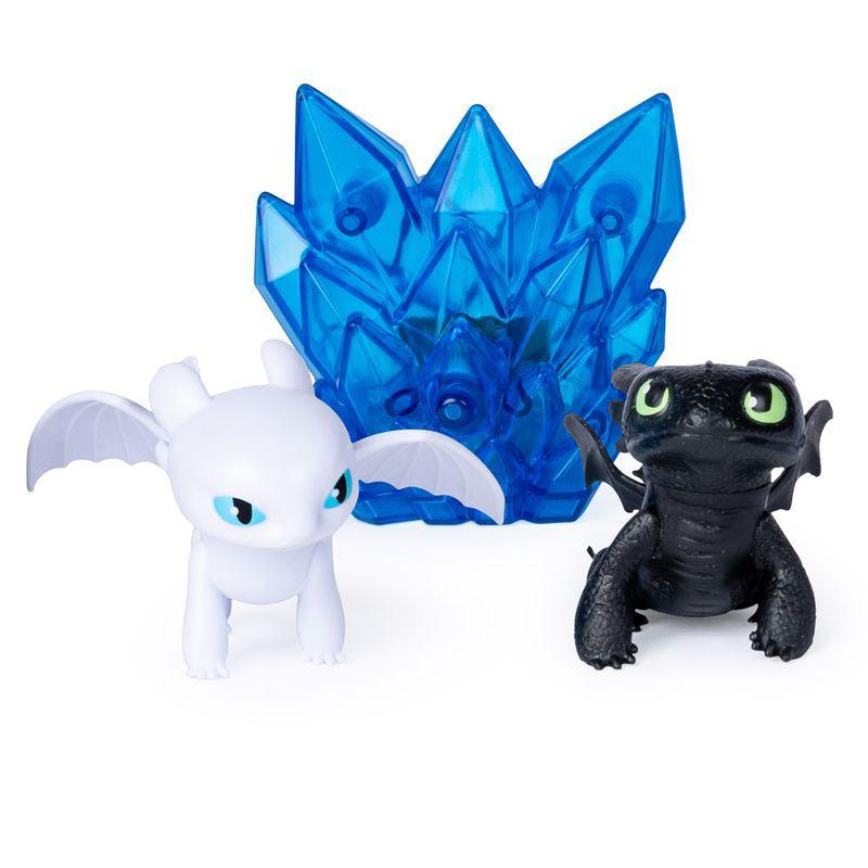 Como Treinar Seu Dragão 3 - Mini Banguela e Fúria da Luz