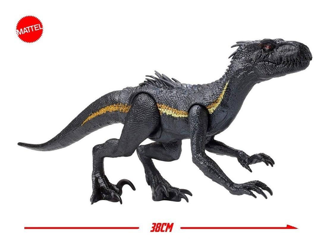 Dinossauro Indoraptor - Jurassic World Dino Rivals - Mattel