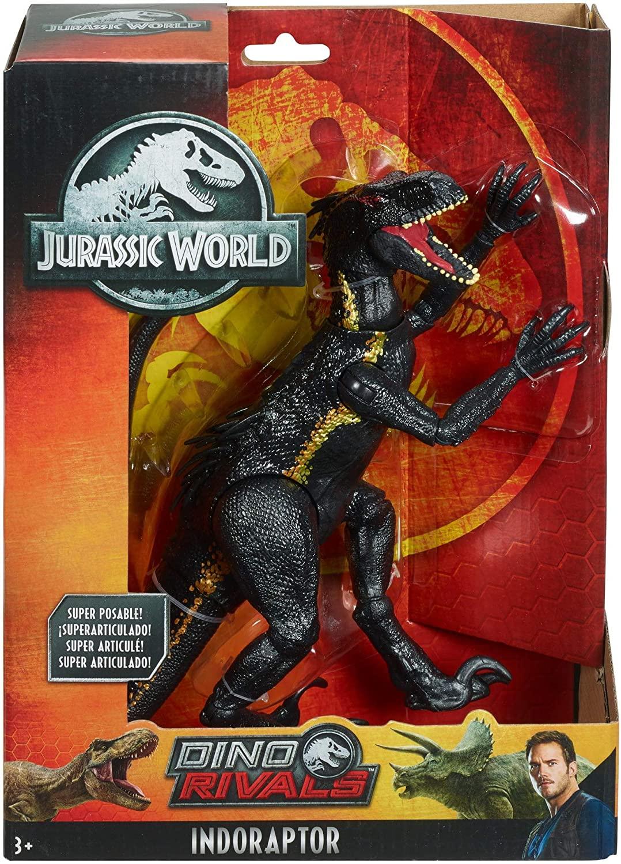 Dinossauro Indoraptor  Articulado - Jurassic World - Mattel
