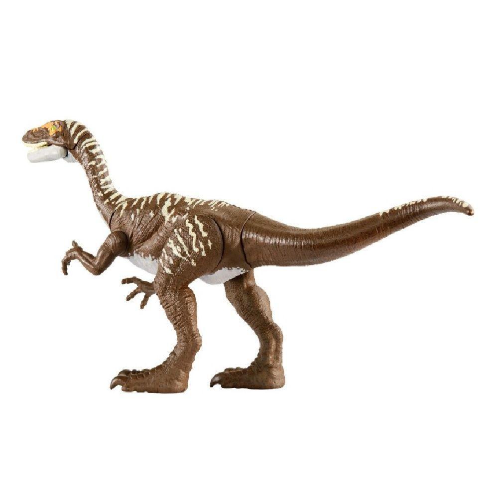 Dinossauro Ornitholestes Jurassic World Attack Pack - Mattel