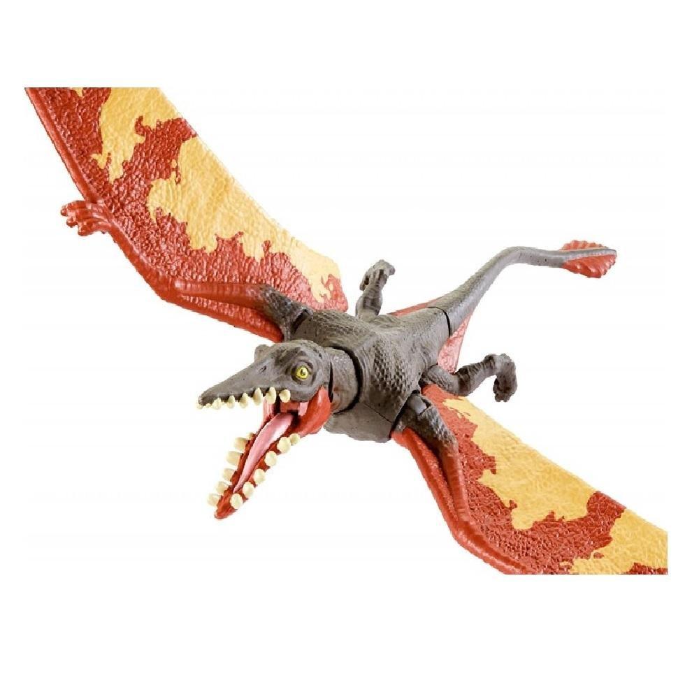 Dinossauro Rhamphorhynchus Jurassic World Attack Pack - Mattel