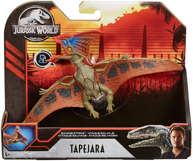 Dinossauro Tapejara Jurassic World Savage Strike - Mattel
