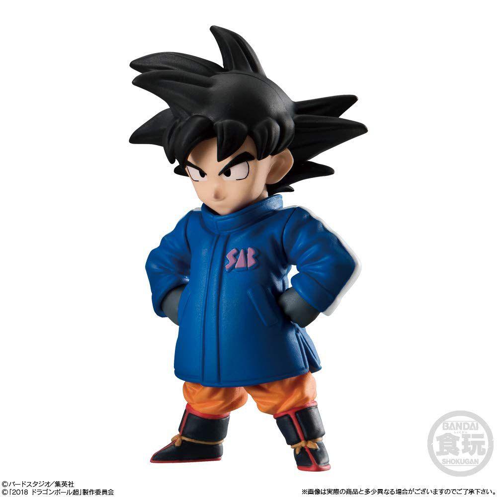 Dragon Ball Adverge 9 - O Filme - Son Goku - Bandai