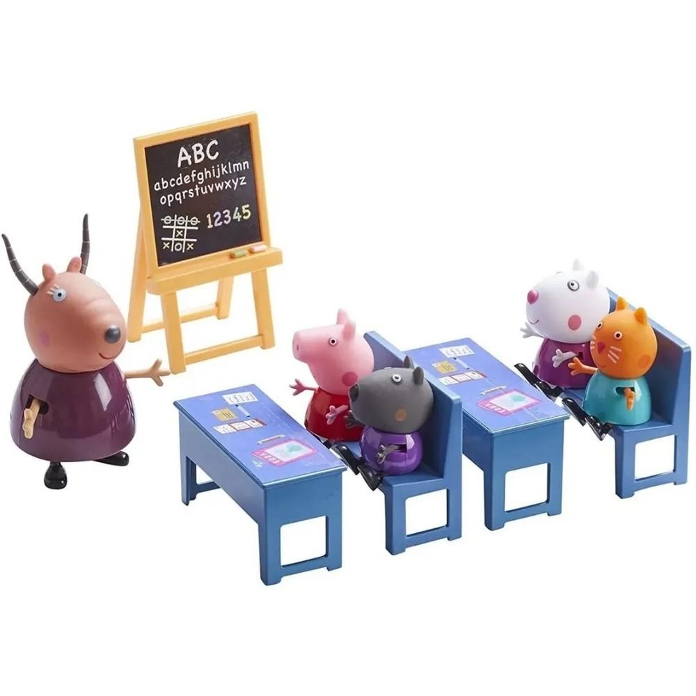Brinqnuedo Escolinha da Peppa - Peppa Pig - Sunny