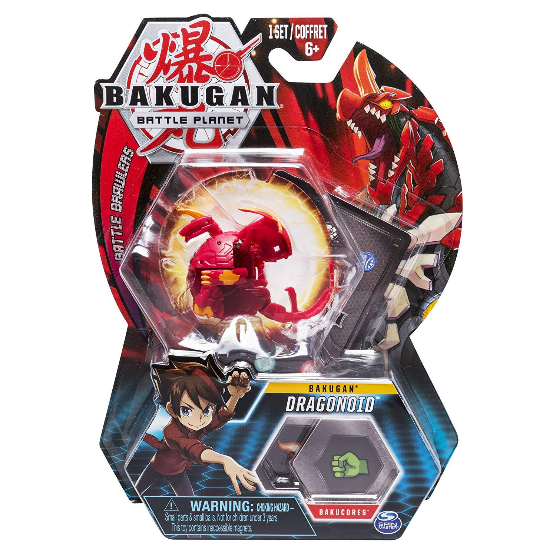 Esfera Bakugan Básico - Figura Dragonoid - Sunny Original