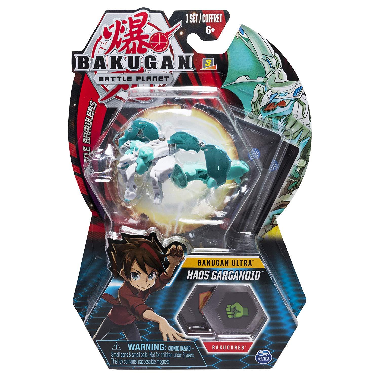Esfera Bakugan Deluxe - Haos Garganoid - Sunny Original