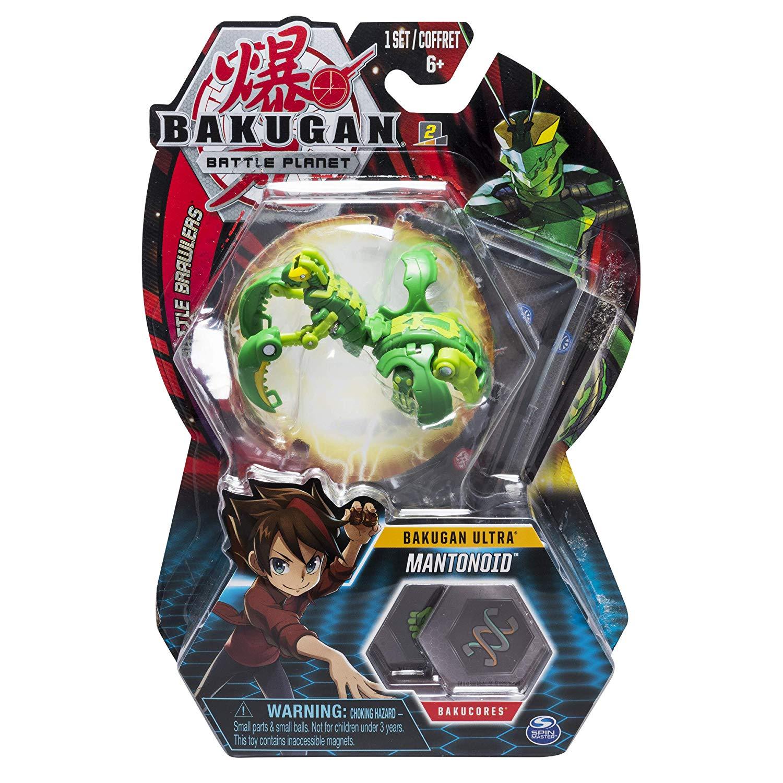 Esfera Bakugan Deluxe - Mantonoid - Sunny Original