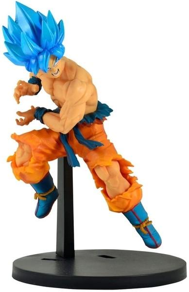 Figura Dragon Ball Super Tag Fighters - Goku Blue - Bandai