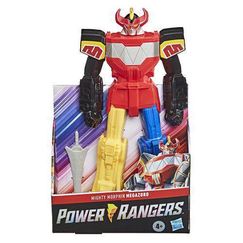 Figura Power Rangers Mighty Morphin - Megazord - Hasbro E7704