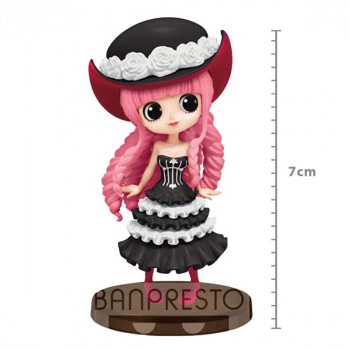Figura Q Posket Petit - Perona 7cm - One Piece - Banpresto