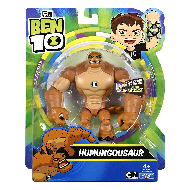 Figuras De Ação Ben 10 - Boneco Enormossauro - Original