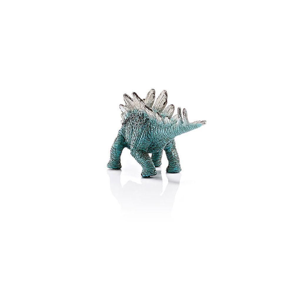 Miniatura REALISTAS - SCHLEICH DINOSSAURO STEGOSSAURO - 14537