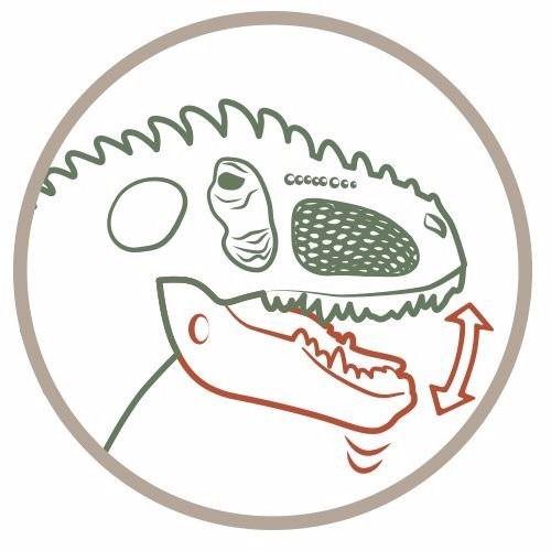 Miniatura SCHLEICH - GIGANOTOSSAURO GRANDE C/ MOVIMENTO - 14516