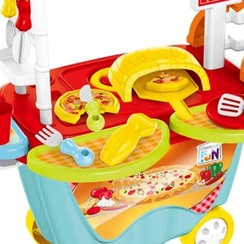 Food Truck Pizzaria - Creative Fun - Multikids