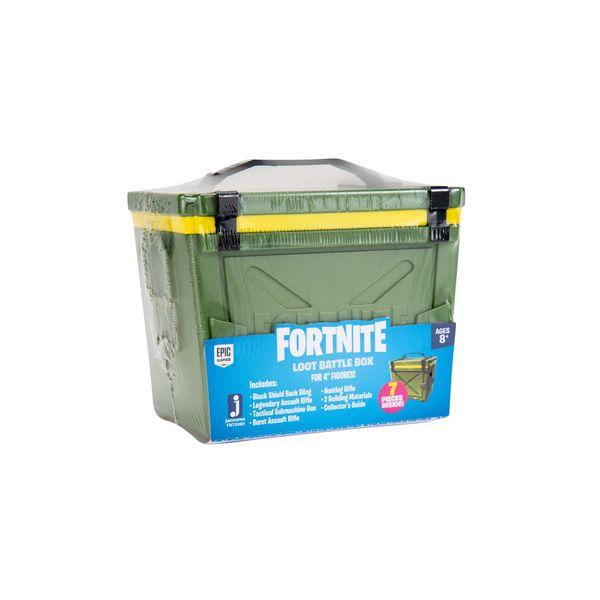 Fortnite - Baú com Acessórios Surpresa - 6 Kits - Original