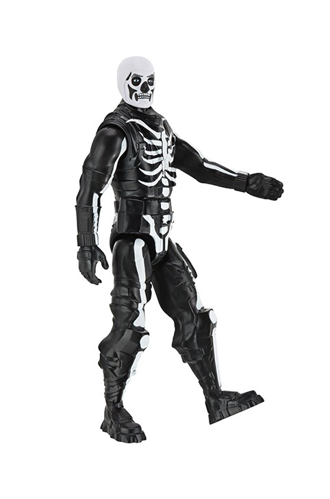Fortnite - Figura Boneco Skull Trooper - 30 cm - Original