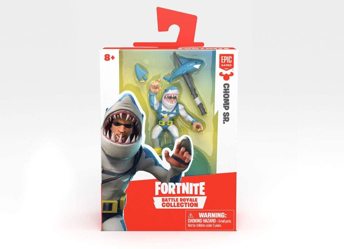 Fortnite Mini Figura Chomp Sr. Battle Royale Collection - Original