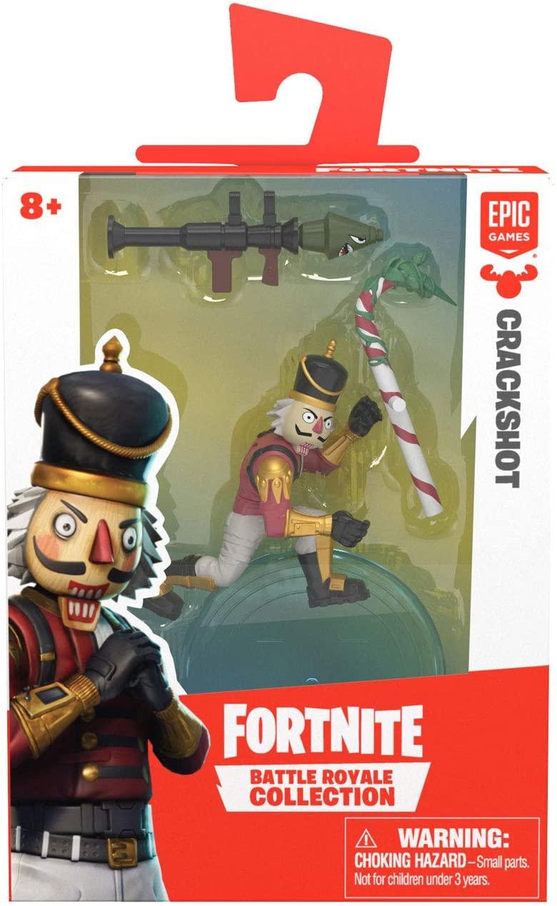 Fortnite Mini Figura Crackshot Battle Royale Collection - Original