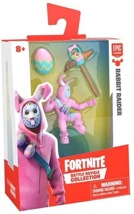 Fortnite Mini Figura Rabbit Raider Battle Royale Collection - Original