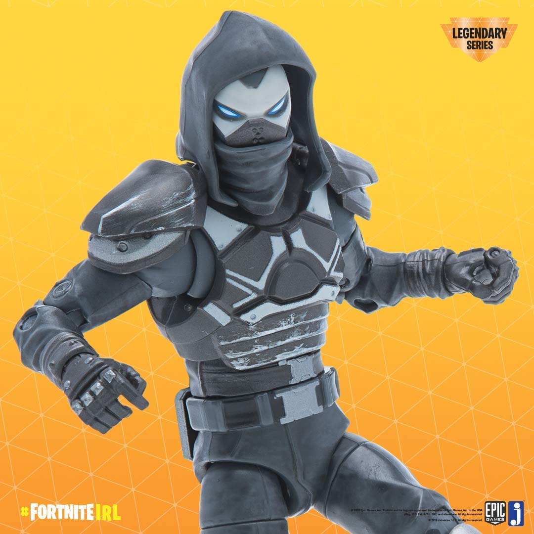 Fortnite Serie Legendária - Boneco Enforcer 15 cm - Original