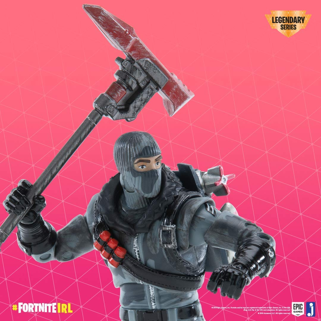 Fortnite Serie Legendária - Boneco Havoc - 15 cm - Original