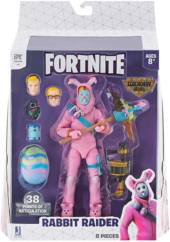 Fortnite Serie Legendária - Rabbit Raider - 15 cm - Original