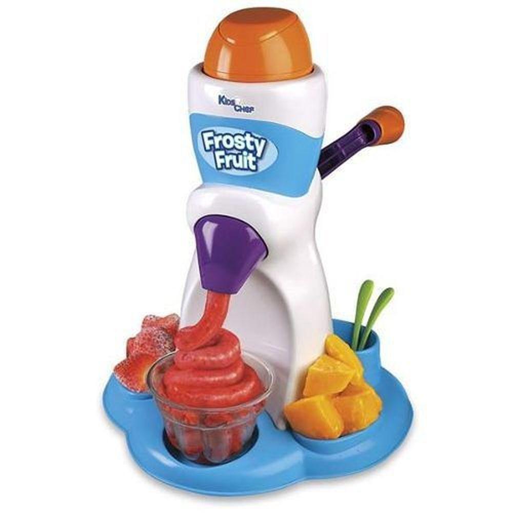Frosty Fruit Máquina de Sobremesas - Kids Chef - Multikids