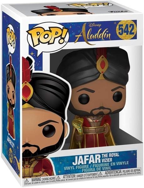 Boneco Funko Pop - Figura Jafar 542 - Alladin - Original