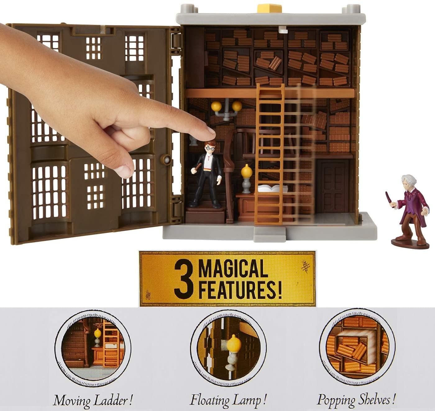 Harry Potter - Mini Playset Olivanders Wand Shop -  Sunny