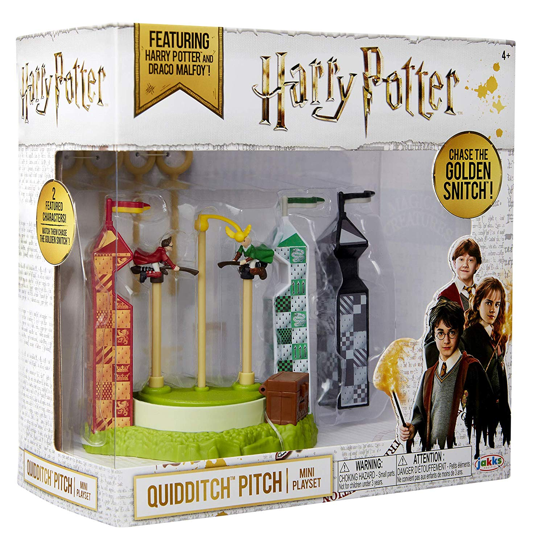 Harry Potter - Playset Quadribol - Quidditch Pitch - Sunny
