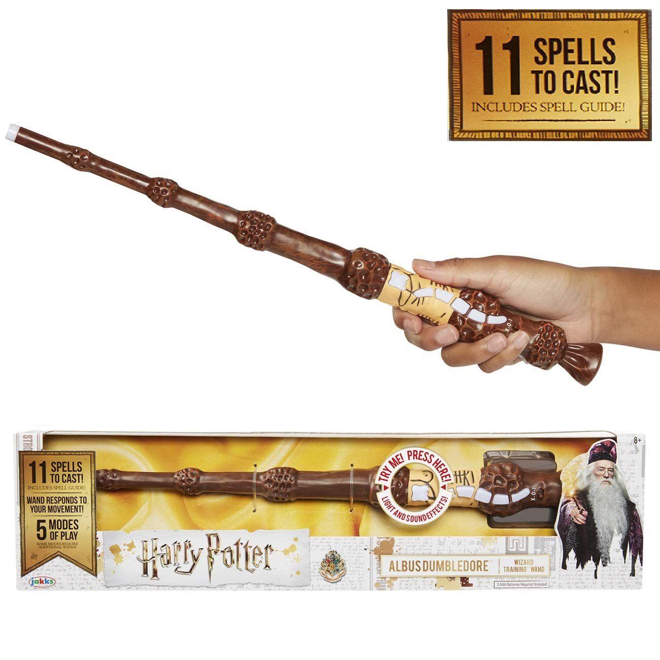 Harry Potter - Varinha Mágica c Luz e Som - Original Sunny 2