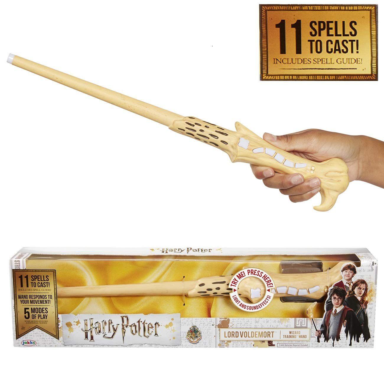 Harry Potter - Varinha Mágica c Luz e Som - Original Sunny 3