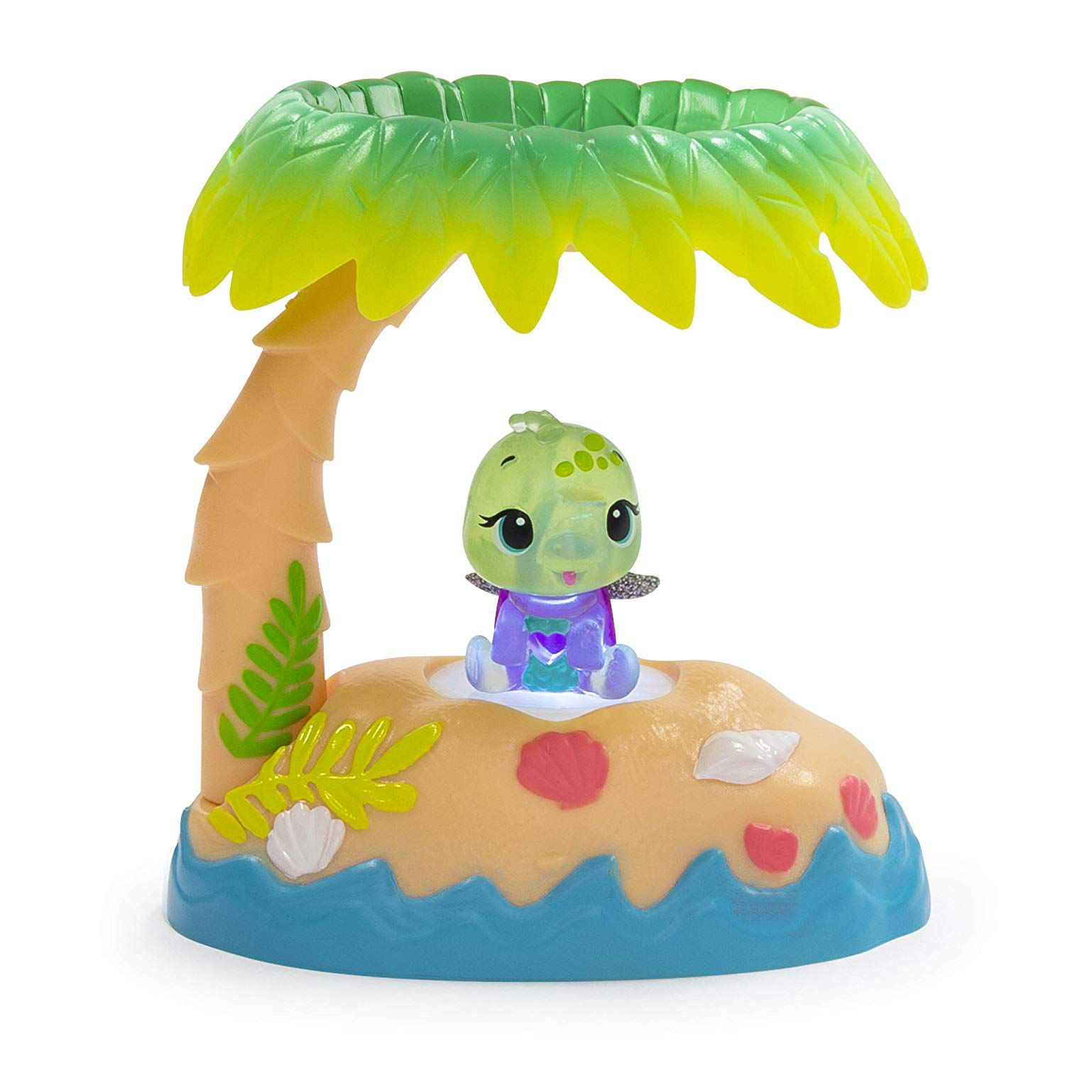 Hatchimals Colleggtibles - Breezy Beach Hatchy Home - Sunny