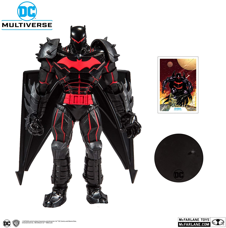 Hellbat Batman - DC Multiverse - Action Figure Mcfarlane Toy