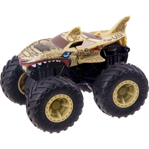Hot Whells Monster Truck Bash-Ups - Leopard Shark - Mattel