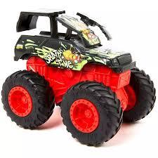 Hot Whells Monster Truck Bash-Ups - Splatter Time - Mattel