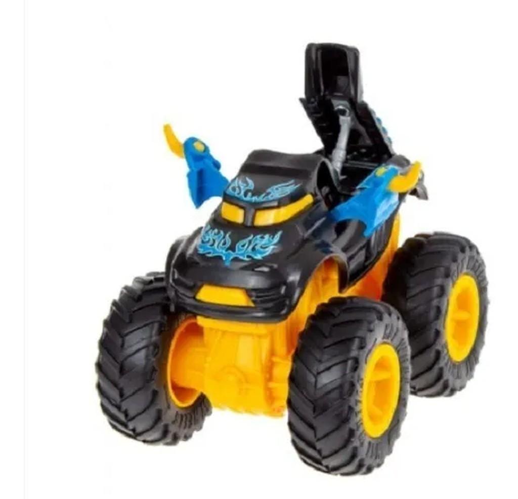 Hot Whells Monster Truck Bash-Ups - Steer Clear - Mattel