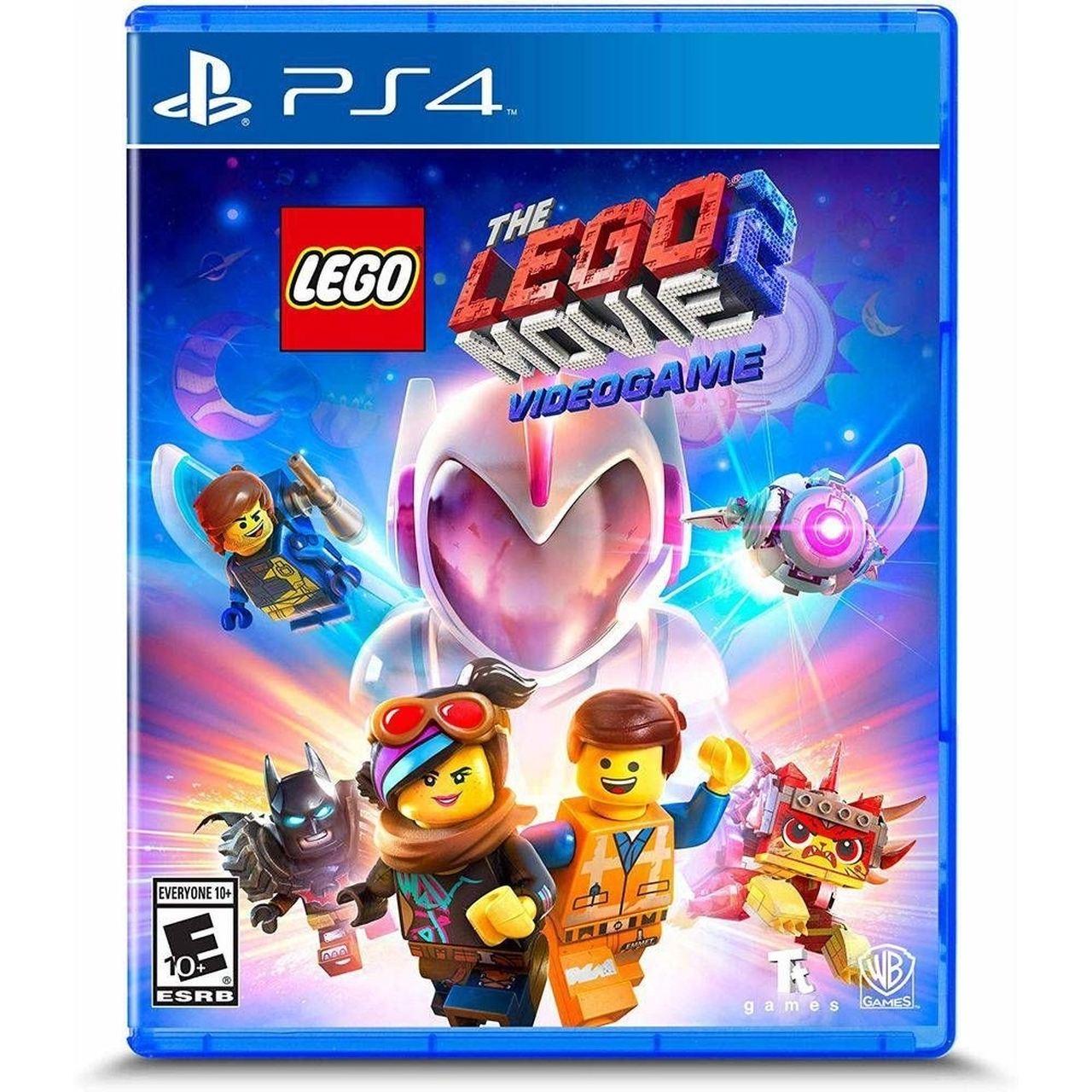 Jogo Uma Aventura LEGO 2 Movie Video Game - PS4 Mídia Física