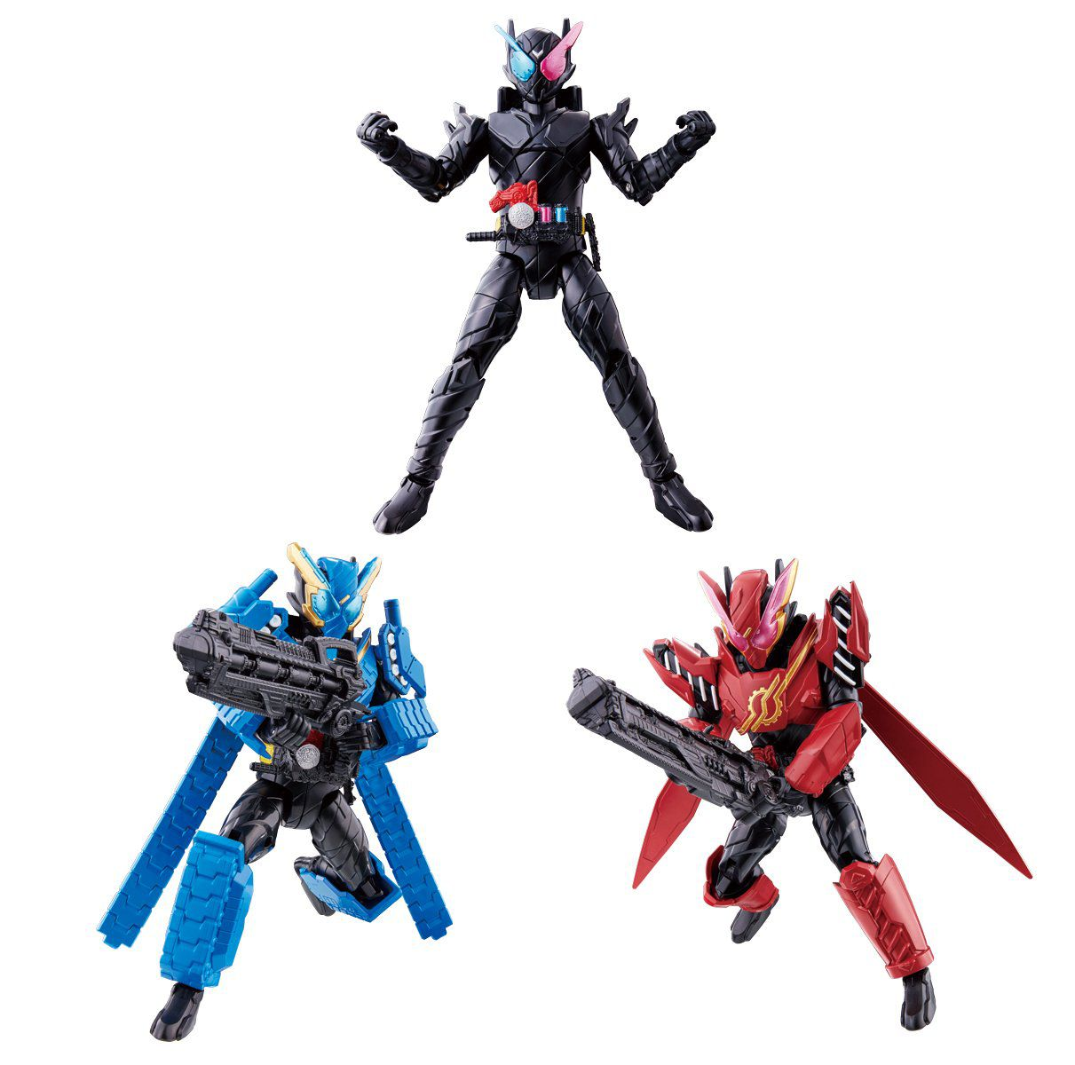 Kamen Rider - Build BCR 12 - Bandai