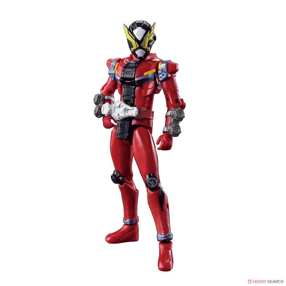 Kamen Rider Kicks Figure - Kamen Rider Geiz - Bandai Original