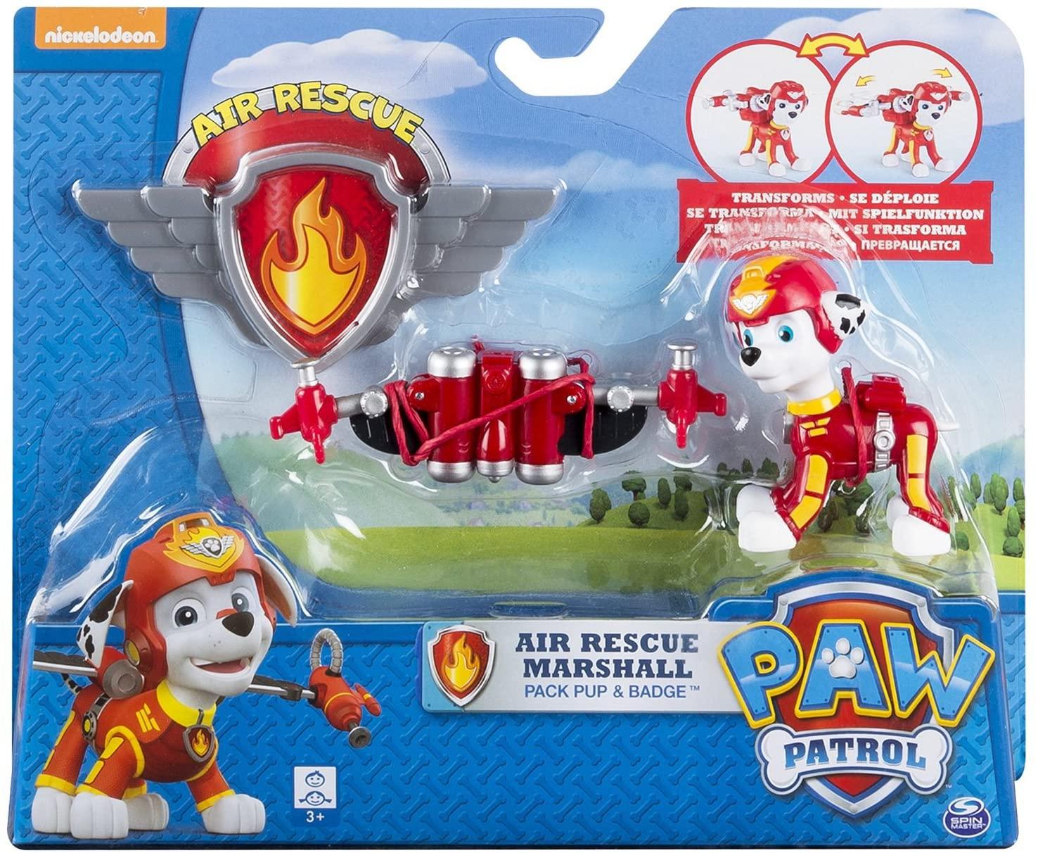 Marshall - Patrulha Canina - Resgate Aéreo ( Air Rescue )  Sunny