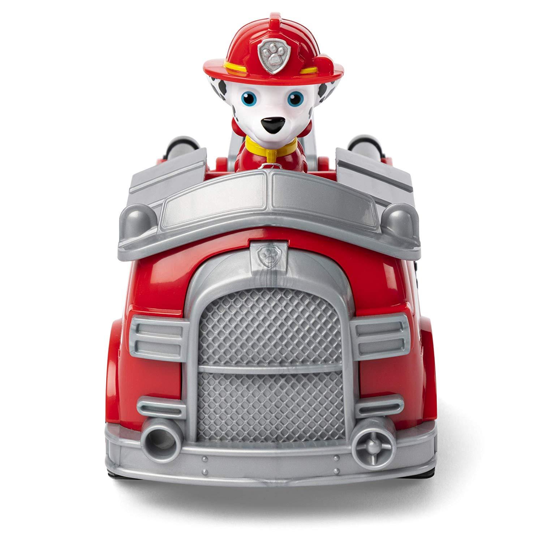 Marshall - Patrulha Canina - Veiculo e Figura Boneco - Sunny