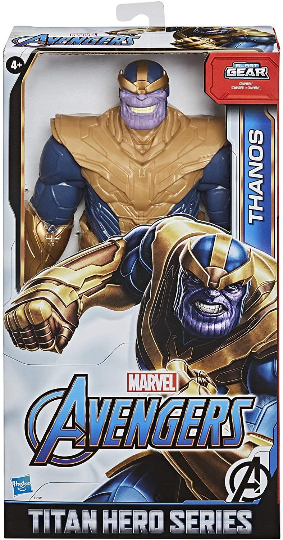 Marvel Avengers Titan Hero Series - Thanos - Hasbro E7381